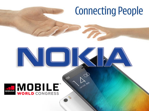 Nokia uses the Android operating software and promotes new phones at famous mobile congress trade show in Barcelona